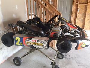 2003 125YZ CRG shifter Kart