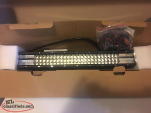 New 540 Watt Light Bar