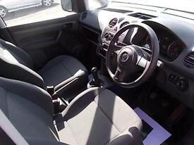 Volkswagen Caddy 1.6TDI 75PS VAN STARTLINE DIESEL MANUAL WHITE (2015)