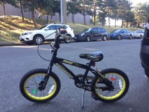 "16"" BOYS BIKE IN GREAT CONDITION"