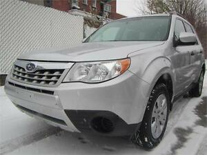 2011 SUBARU FORESTER X AWD/ FINANCEMENT MAISON $51 SEMAINE