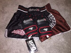 Muay Thai Shorts and MMA Gloves (new)