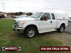 2013 Ford F-250 XLT SD Ext