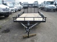 16.5 ft Trailer In Mint Condition For sale