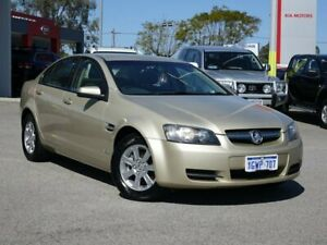 2010 Holden Commodore VE MY10 Omega Beige 6 Speed Sports Automatic Sedan