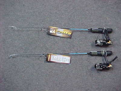 2 NEW HT HARDWATER CLASSIC  ICE FISHING ROD LIGHT ACTION COMBOS 24