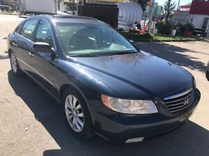 2006 Hyundai Azera Limited ,loaded,No accident,Certified