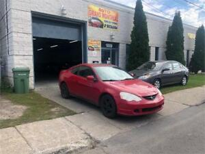2003 ACURA RSX (4 CYL)/AUT/AC/CUIR/MAGS/TOIT/GR-ELECT...