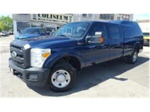 2011 Ford Super Duty F-250 **ONLY 80KM-MATCHING CAP-LONG BOX**