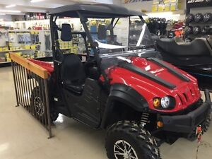 2016 Cub Cadet Challenger Side by Side Utility Veh