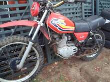 honda 1980 xl 250s goes ok been in storage unreg as is $1000 Deception Bay Caboolture Area Preview