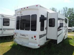 2008 Carriage Cameo 35SB3 Luxury 5th Wheel Trailer with 3 Slides Stratford Kitchener Area image 3