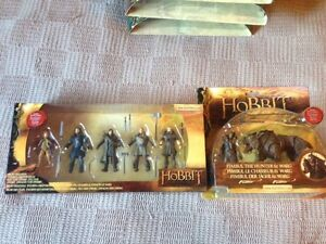 Lord of the RINGS figures MIB MOC lot 1 Orcs and more London Ontario image 7