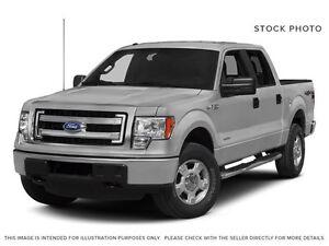 "2013 Ford F-150 4WD SuperCrew 145"" XLT"