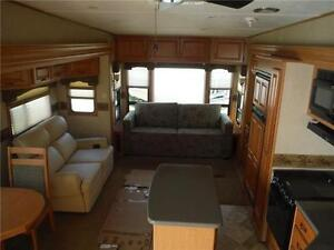 2008 Carriage Cameo 35SB3 Luxury 5th Wheel Trailer with 3 Slides Stratford Kitchener Area image 20