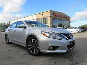 2016 Nissan Altima 2.5 SV, ROOF, ALLOYS, BT, HTD. SEATS, 17K!