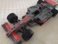Mega Bloks McLaren F1 Car - good condition, boxed with manual. Similar to Lego for sale  Cumbernauld, Glasgow