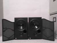 70W KEF Coda 7 Stereo Speakers