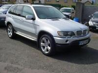 BMW X5 4.4i auto Sport 2002 LPG conversion