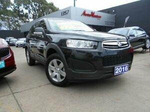 2015 Holden Captiva CG MY15 7 LS (FWD) Black 6 Speed Automatic Wagon Fawkner Moreland Area Preview