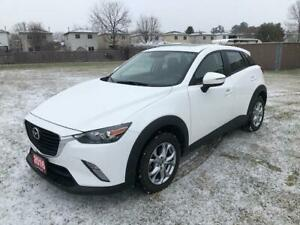 2016 Mazda CX-3 GS leather loaded just 56,000Kms $16995