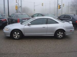 2001 Honda Accord Coupe *SUNROOF*