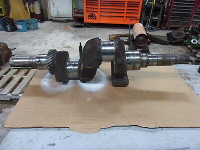 John Deere 730 720 Crankshaft Gas F2729r Af2730r