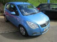 2013 Vauxhall Agila 1.2 i ecoFLEX 16v S 5dr Auto Hatchback Petrol Automatic