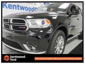2017 Dodge Durango SXT- Spacious AWD vehicle with eco and sport
