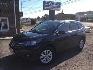 2012 Honda CR-V EX Sunroof, Heated Seats, 4WD