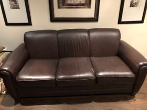 Leather Couch | Kijiji in Toronto (GTA). - Buy, Sell & Save ...