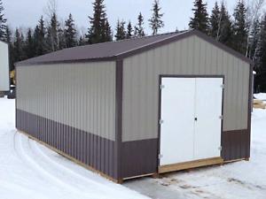 Portable Garages,  Cottages, Cabins