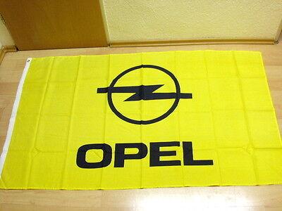 Fahnen Flagge Opel Neu - 90 x 150 cm online kaufen