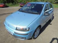 Fiat Punto 1.2 16V ELX, LOW MILES (blue) 2001