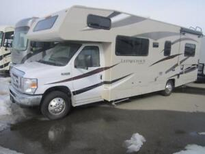 2018 COACHMEN RV LEPRECHAUN 260RS FORD 350 CLASS C MOTORHOME
