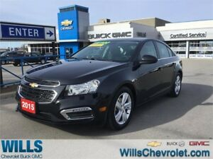 2015 Chevrolet Cruze DIESEL | NAVI | SUNROOF |LEATHER