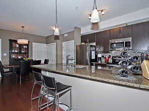 Gorgeous 2bed & 2bathroom with low condo fee all utilities inclu