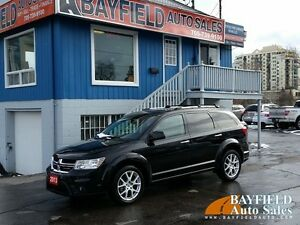 2013 Dodge Journey R/T AWD **Leather/Sunroof/Heated Seats**