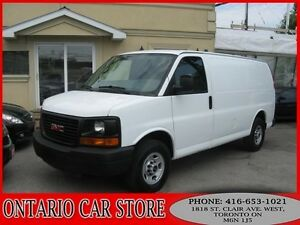 2011 GMC Savana G2500 Cargo !!!READY FOR WORK!!!