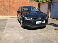 VOLKSWAGEN POLO 2014 1.4 5 DOOR