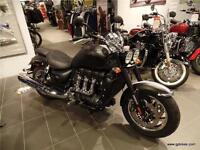 2014 Triumph Rocket 3 Roadster