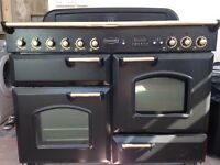 Range master classic 110, black