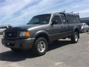 2005 Ford Ranger Supercab Edge  $5995