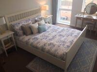 Ikea Hemnes Bed 160cm - £50 - (£200RRP)