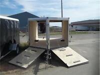LOOK DRIFT SLED TRAILER 8.5X12 REDUCED FROM $6800/ $6287