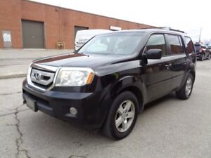 2009 Honda Pilot 4WD ### EX-L ### LEATHER LOADED###BACK-UP CAMER