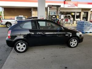2011 HYUNDAI ACCENT HB..ONE OWNER..ONLY 87000KMS !!!