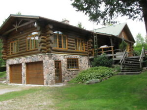 Dream Log Home Coming Soon to MLS