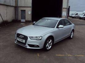 Audi A4 SE TECHNIK TDI CVT