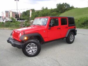 2017 Jeep WRANGLER RUBICON UNLIMITED (ONLY 11300 KMS! 4X4, 3.6L